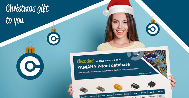 YAMAHA P-tool cheat sheet version 2