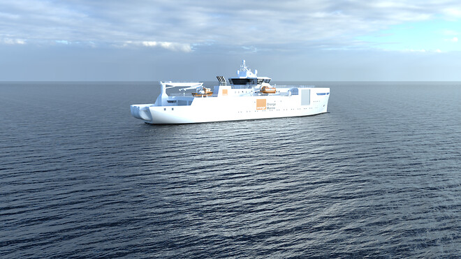 power and propulsion;advanced cable-laying; Azipod® installation