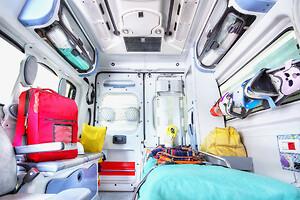 Lås, gasfjäder & gångjärn till ambulans och räddningsfordon