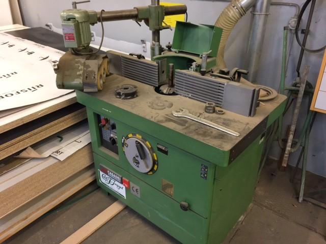 salg af brugte værktøjsmaskiner