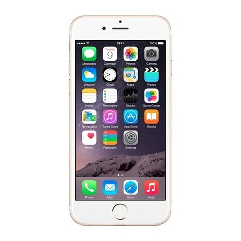 Apple iphone 6S 32GB (guld) - grade b - mobiltelefon