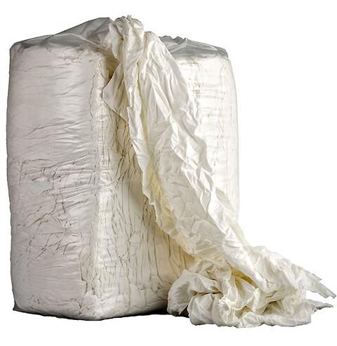 Klude 10kg hvid lagen