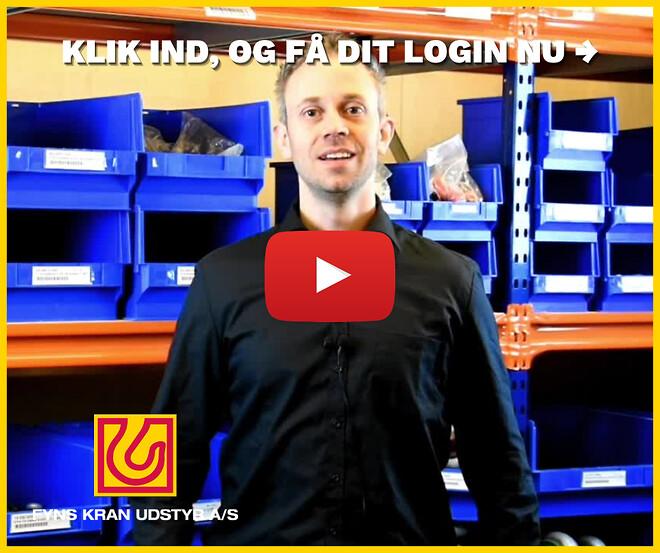 Login til hjemmeside - BOR - Fyns Kran Udstyr A/S
