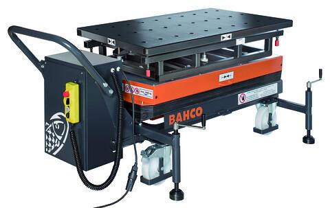 Elektrisk løftebord fra BAHCO