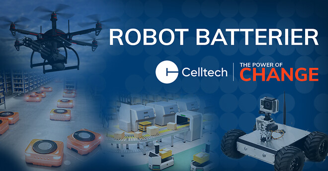 Robot batteri
