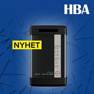 Batteriladdare PRO
