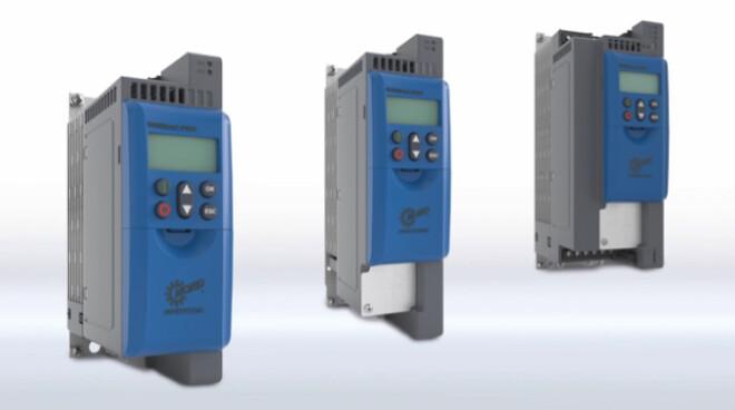 Den nye NORDAC PRO SK 500P tilbyder ultimativ funktionalitet, konnektivitet og modularitet. Med sit kompakte design og talrige grænseflader kan den let integreres i alle slags automations løsninger.