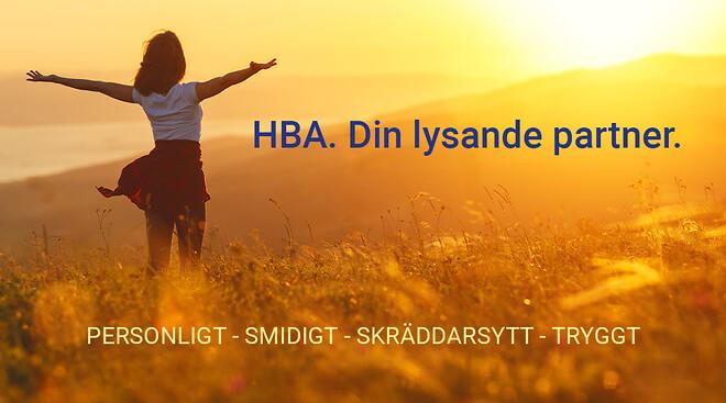 HBA - din lysande partner inom fordonsbelysning