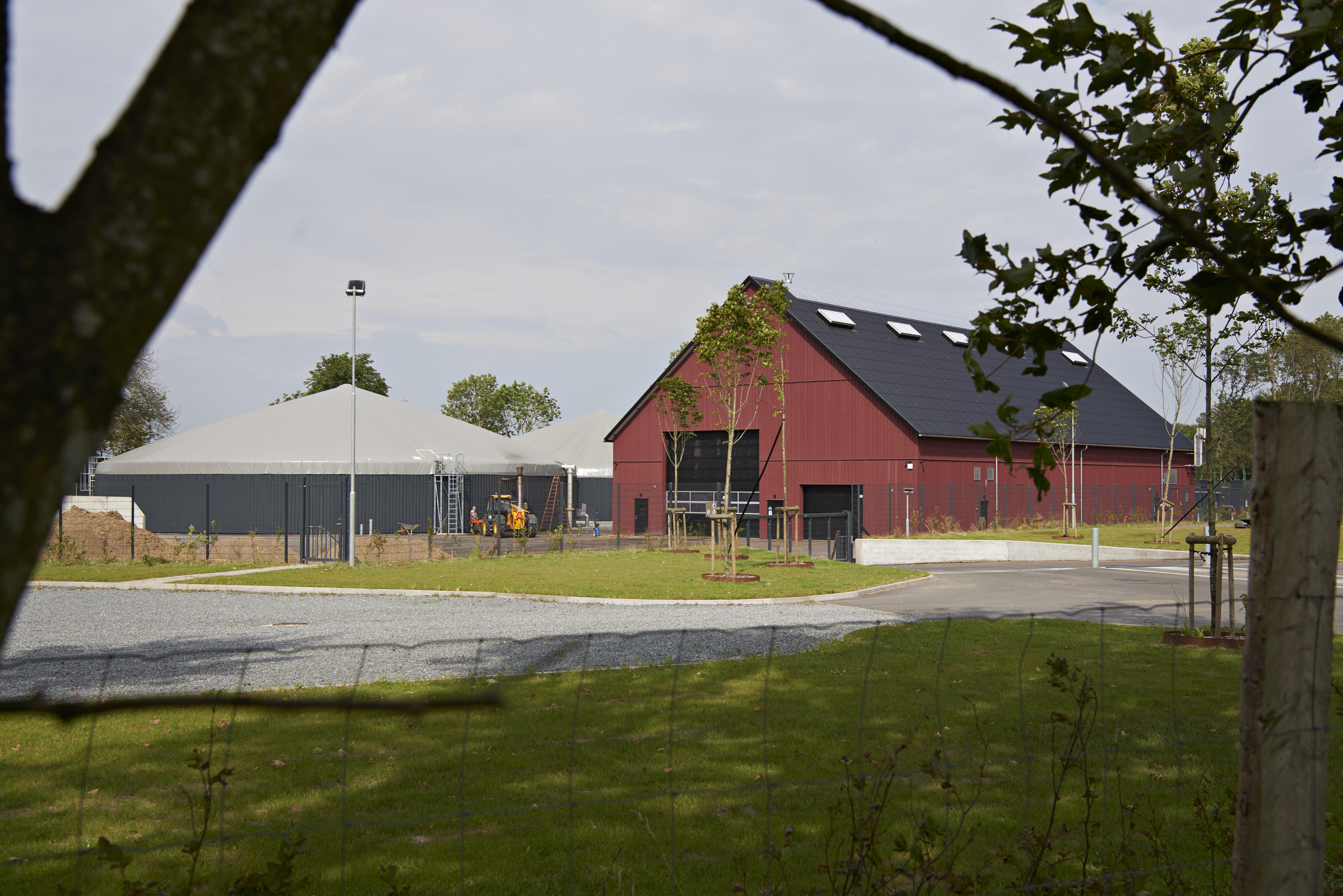 Frijsenborg Biogas udvider spritnyt biogasanlæg - Energy Supply DK