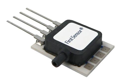 HCLA:Miniatyrtrycksensorer med lägsta tryck erbjuder samtidigt I²C-buss-gränssnitt som analog utgång