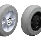 Lav igangsætning- og rullemodstand  PU-baner Besthane® / Besthane® Soft.