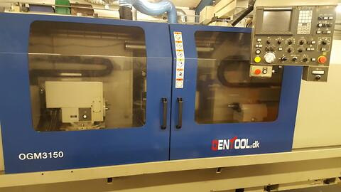 CNC Rundslibning