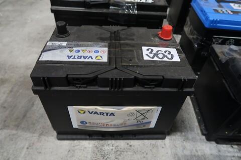 Batteri varta 12V 75 ah