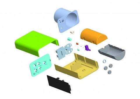 Konstruktion af forme kontakt Zplast