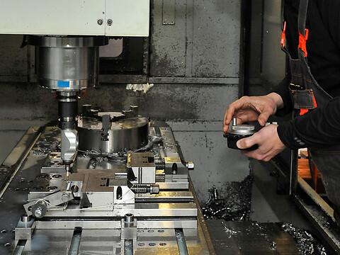 GIPO erbjuder CNC Bearbetning