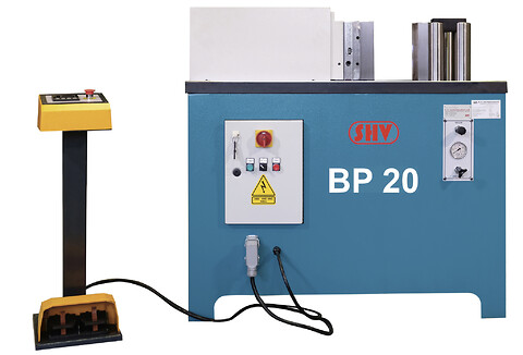 SHV BP 20 tons 2020