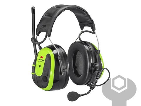 Høreværn peltor ws alert xpi multipoint, bluetooth