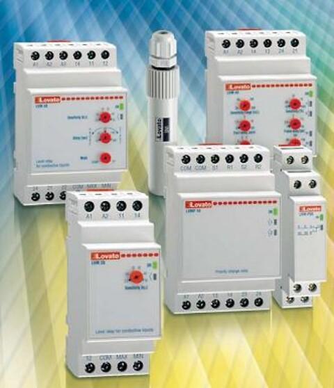 Lovato Electric Niveau kontrol serie LVM