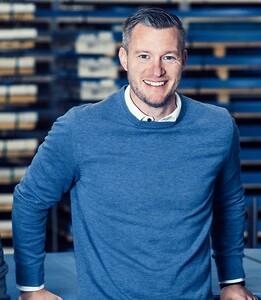 Patrik Leijon, Country Manager och COO Damstahl Sverige