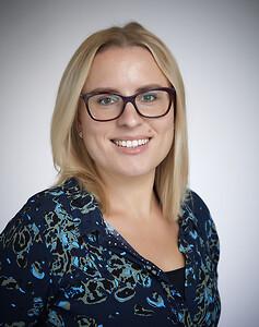 Adapteos nye Sustainability Project Manager, Dovilė Zanauskienė. Foto: Ebbe Forup