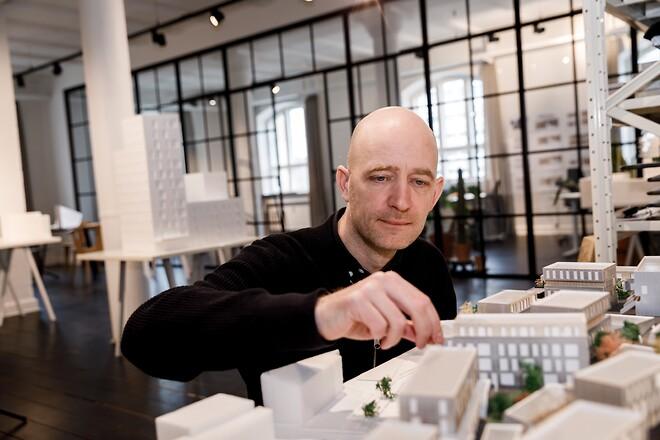 Jonas Sangberg om klimavenlige byer og bæredygtige boliger