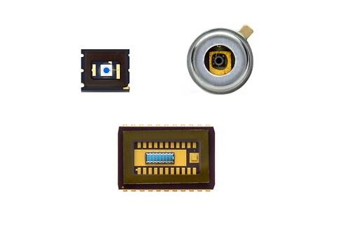 Serie 9 indeholder et stort udvalg af APD'er, der er optimeret til LIDAR-applikationer