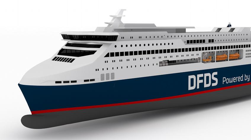 Partnerskab vil udvikle brintfærge til Oslo-København