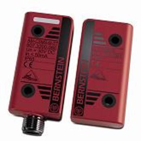 Kontaktløs sikkerhedssensor med AS-Interface fra Bernstein A/S