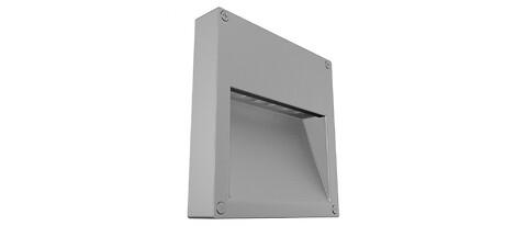Inbyggd eller väggmonterad LED-armatur