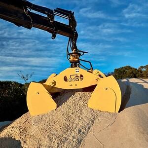 BSV jordgrab - sandgrab - KSII grab