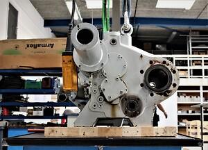Compressor overhaul\n\nService kompressor\n