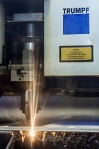 Laserskæring op til 6000 x 2000 mm