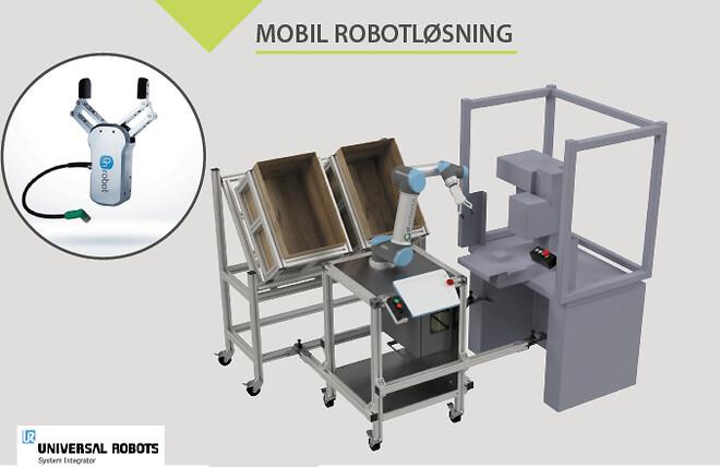 Mobil robotløsning
