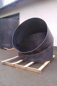 Valsning af stål Lolland-Falster