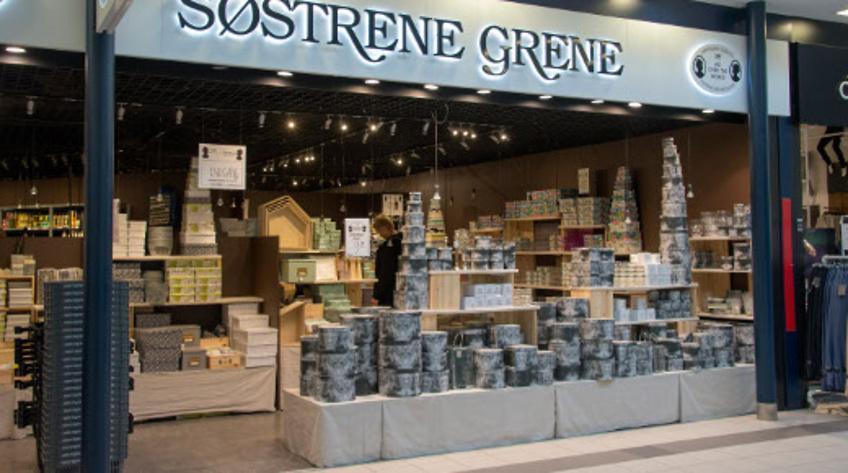 Søstrene Grene åbner endnu en butik i Herning  RetailNews