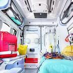Komponenter för räddningsfordon