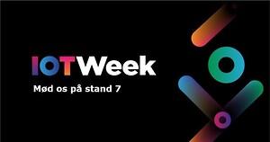 ACTEC med på IoT Week messen i Aarhus