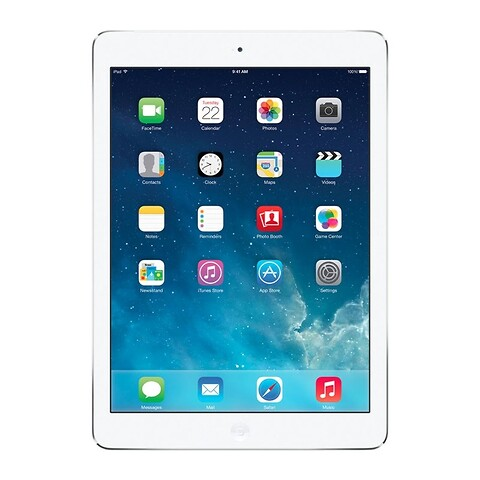Apple ipad air 32GB wifi (hvid) - grade b - tablet