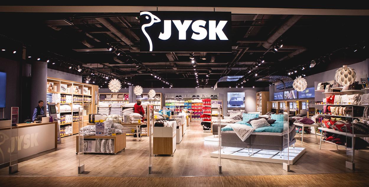 Jysk Bner Sin F Rste Jyske Citybutik Wood Supply Dk