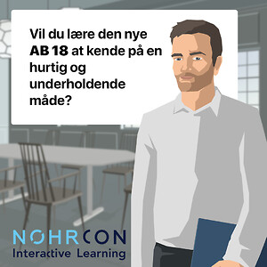 AB 18 spil Nohrcon Interactive Learning