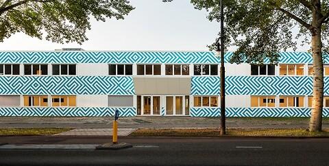 STENI Vision facadeplader