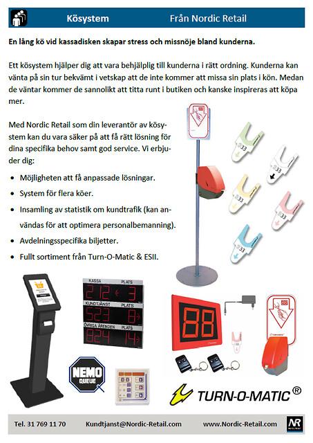 Nordic Retail - Kösystem