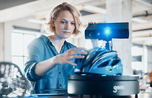 zeiss, Industriell måleteknikk, GOM, scan, 3D
