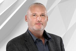 B&R, CEO, ABB, Machine Automation Division, Joerg Theis