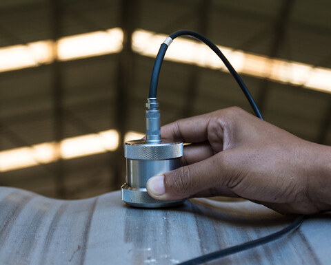 Kiwa tilbyr sveisekontroll ved fabrikasjon eller produksjon
