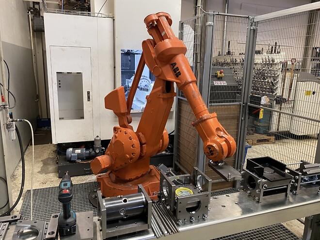 Robot, automatisering, kundetilpasning