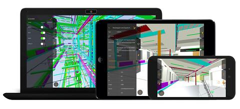 Mindre byggfel när alla har tillgång till ritningar och 3D-modell/BIM för alla discipliner - BIM, StreamBIM, Dalux, Interaxo, \n