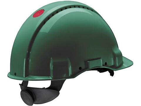 Sikkerhedshjelm G3000 peltor grøn - 3M
