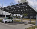 Bluetop Solar Parking Aps