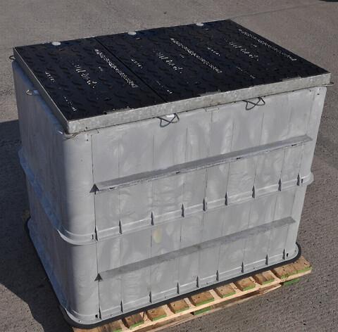 6x International - Brønde 12,5 tons  - Brønde